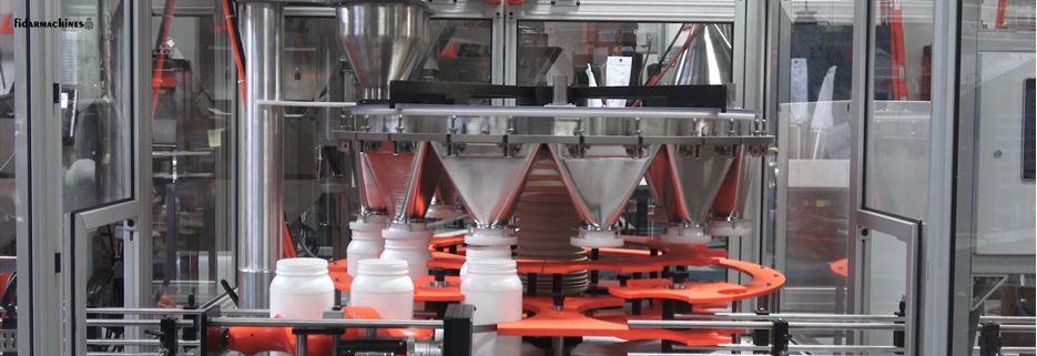 ویژگی دستگاه پرکن مایعات روتاری چیست؟